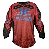 Empire Prevail Paintball Jersey F6 - Red