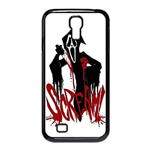 HXYHTY Cover Custom Scream Phone Case For Samsung Galaxy S4 i9500 [Pattern-2]