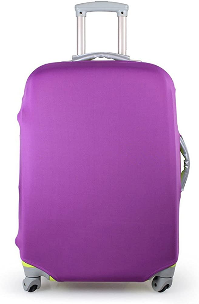 Amixin Stretch Cotton Fabric Luggage Suitcase Protector Cover Prevent Scratches