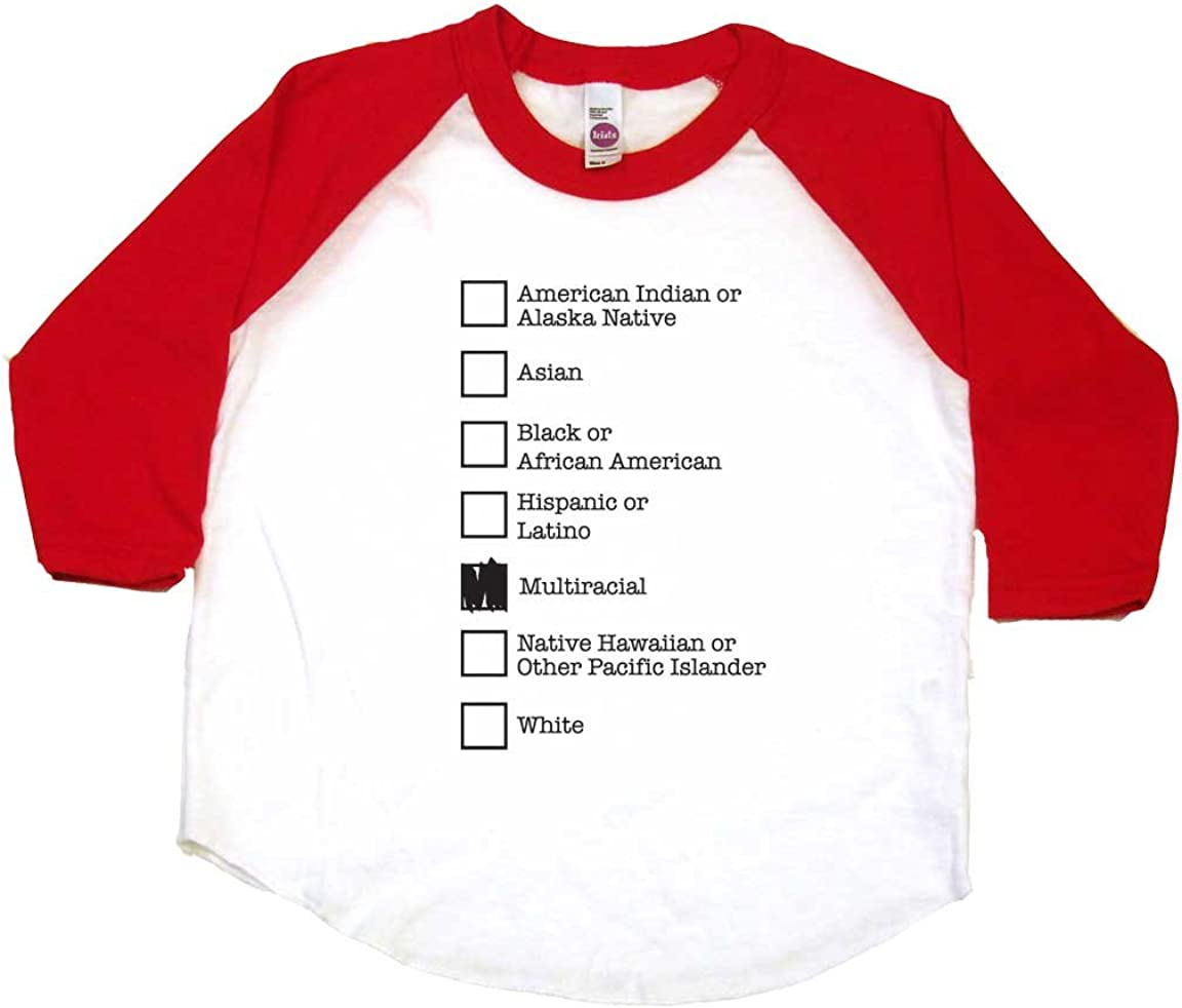 Multi Racial Box Toddler Clothes Boy Or Girl T-Shirts Ethnic Baby Gift