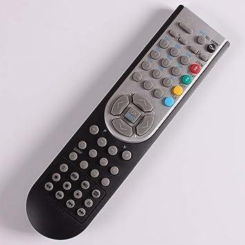 Calvas RC1900 - Mando a Distancia para televisor Oki 32 Hitachi, Alba, Luxor, Grundig, Vestel, Toshiba, Sanyo, Televisión, Negro: Amazon.es: Bricolaje y herramientas