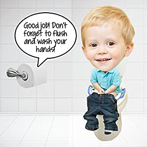 Recordable Toilet Roll Talker - Bathroom Prank - Makes Your Regular Toilet Paper Talk - Surprise Friends & Family With a Custom Message - Record up to 10 Secs of Audio - Best TP Gag Gift