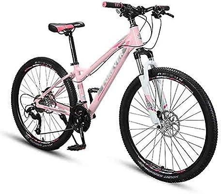 TOOLS Mountain Bike Bicicleta para Joven Bicicleta for Mujer de ...
