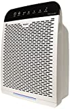 Whirlpool Air Purifier WPPRO2000 with True HEPA Filter 8171510K 1183050K, Timer, Electronic control, Built-In VOCs sensor and Air Quality Monitor, Capture Allergen and Odor (WPPRO2000P-Pearl White)