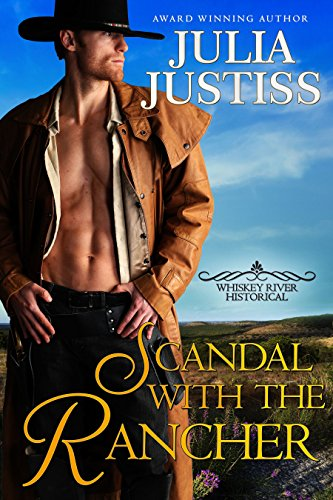Scandal with the Rancher cover