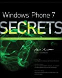 img - for Windows Phone 7 Secrets book / textbook / text book