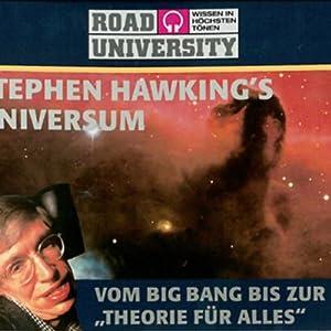 Stephen Hawking's Universum - Teil 1 und 2 Hörbuch