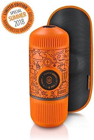 Wacaco Nanopresso Portable Espresso Maker incluido con funda ...