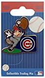 WDW Trading Pin - Mickey Mouse MLB - Chicago Cubs