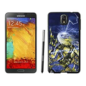 Unique Samsung Galaxy Note 3 Screen Case ,Popular And Durable Designed Case With Iron Maiden 2 Black For Samsung Galaxy Note 3 Phone Case Great Quality Cover Case