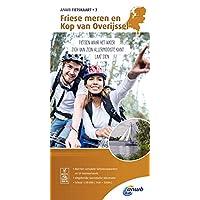 Radwanderkarte 03 Friese Meren, Kop van Overijssel 1:50 000