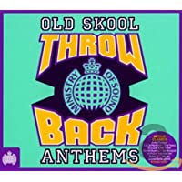 Ministry Of Sound: Throwback Old Skool Anthems / Var