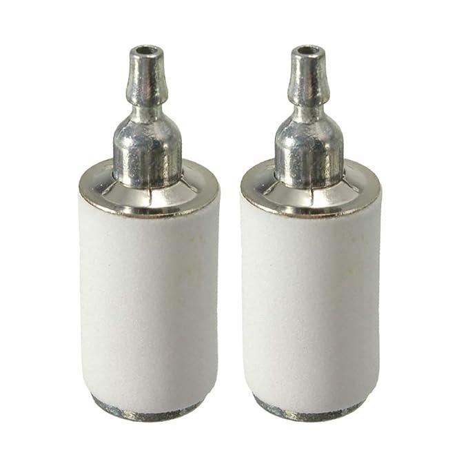 2 Piezas Filtros de Combustible para Cortacésped para Varios ...
