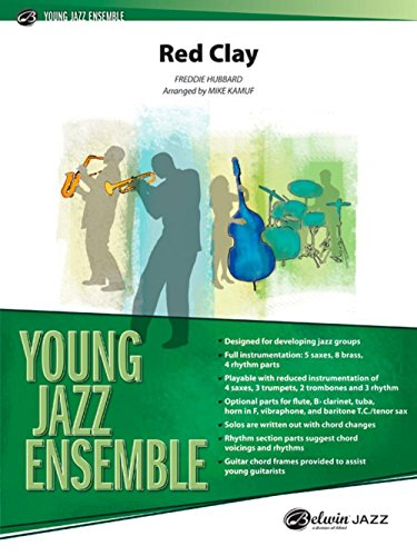 (Alfred Red Clay Jazz Band Grade 2)