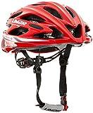 Limar Ultralight Bike Helmet, Red, Medium/53-57cm For Sale