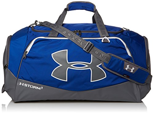 Under Armour Storm Undeniable II Duffle, Large, Royal/Graphite