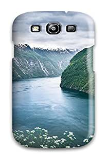 4246806K42987930 New Arrival Cover Case With Nice Design For Galaxy S3- Norway Fjord