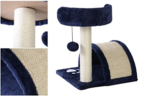 master-modern-18-cat-tree-fun-activities-scratching-post-sisal-rope-color-navy