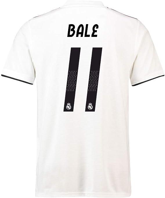 2018 19 Real Madrid Home Football Soccer T Shirt Maillot