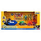Fisher-Price Imaginext DC Batman, Croc, Joker Gift Set by Fisher-Price