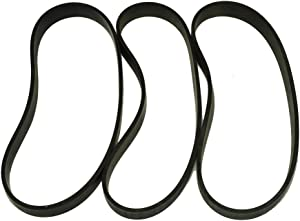 Panasonic Upright Vacuum Cleaner Belts, Type UB, 3 belts in pack