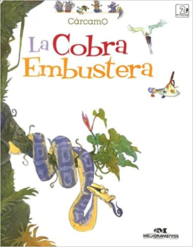Book La Cobra Embustera (Spanish Edition)