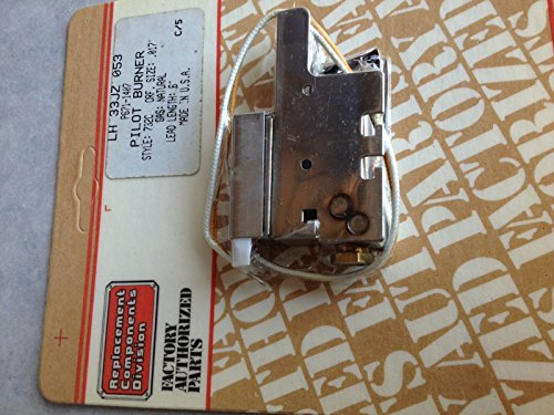 - Bryant LH33JZ053 732C Gas Furnace Pilot Assy w/ 2 Wire Safety Switch