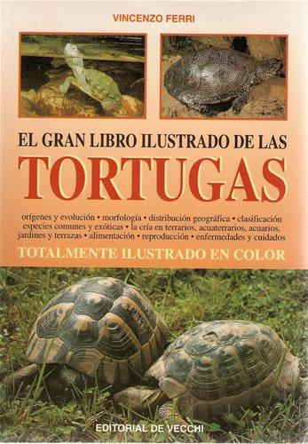 Descargar Libro Gran Libro Ilustrado De Las Tortugas Vecenzo Ferri