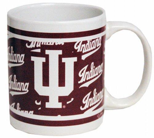 NCAA Indiana Hoosiers Mug Ceramic