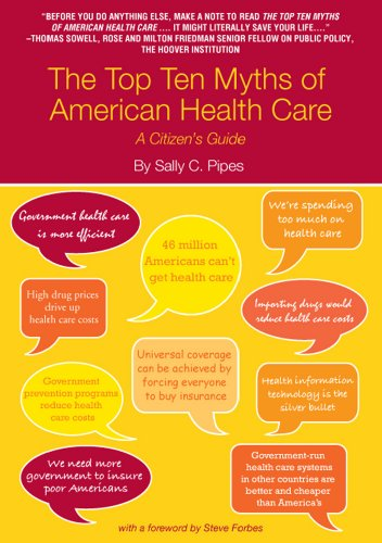 The Top Ten Myths of American Health Care: A Citizen's Guide
