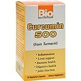 Bio Nutrition Inc Curcumin 500 50 Vcap Review