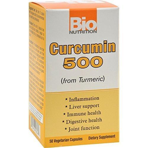 Bio Nutrition Inc Curcumin 500 50 Vcap