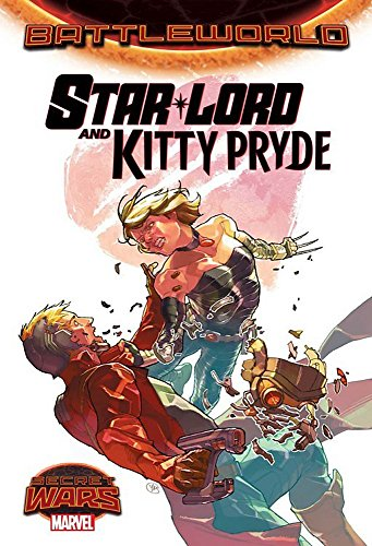 Star-Lord & Kitty Pride (Kitty Star)