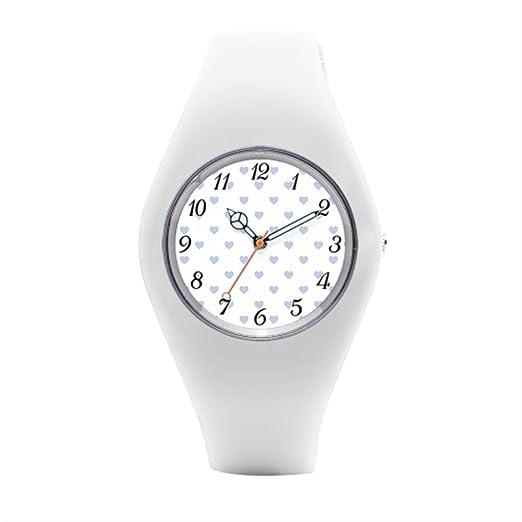 timetoshine reloj de pulsera teléfono plantilla Inglés País Jardín para hombre muñeca relojes Marcas: Amazon.es: Relojes