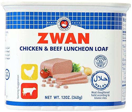 zwan luncheon meat - 6