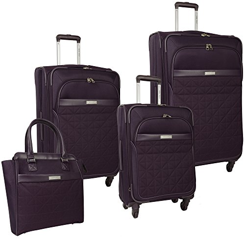 ninewest-bellamy-4-piece-luggage-set-purple