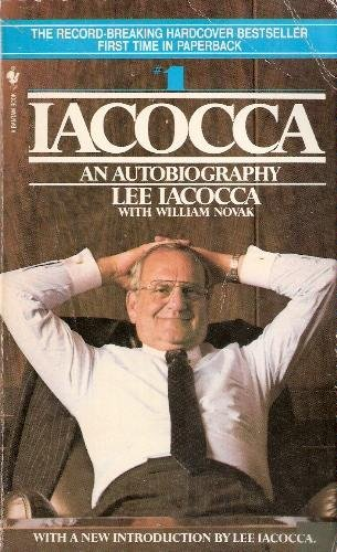Price comparison product image Iacocca: An Autobiography
