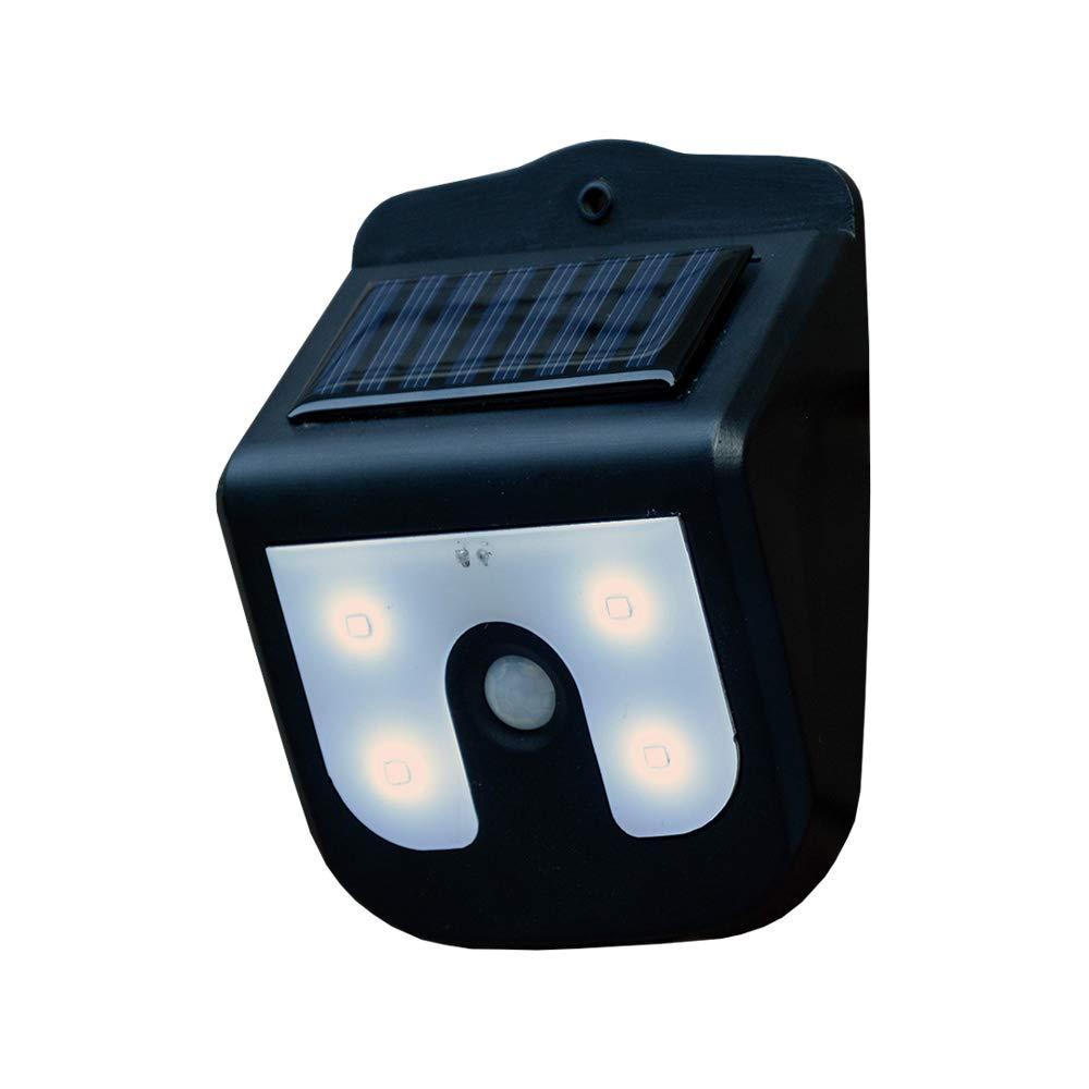 Vigilamp® Solar Kraftvolle Sonnenenergie LED Leuchte mit Bewegungssensor - Original aus TV-WERBUNG Vigilamp Solar by JEWADO