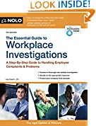 Essential Guide to Workplace Investigations, The