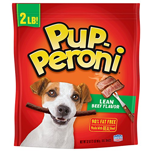 Pup-Peroni Lean Beef Flavor Dog Treats, 32 Ounce For Sale