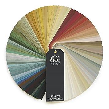 NEW Farrow & Ball Medium Colour Book September 2018 (UK/EU ...