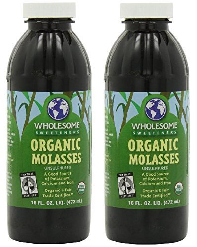 Wholesome Organic Molasses Unsulphured