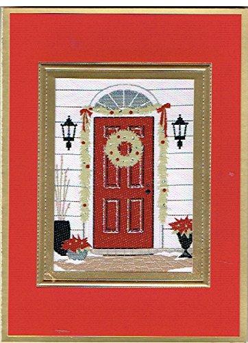 Brett Collection Christmas Cards - Decorative Doorway