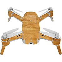 Skin For Yuneec Breeze 4K Drone – Birch Grain | MightySkins Protective, Durable, and Unique Vinyl Decal wrap cover | Easy To Apply, Remove, and Change Styles | Made in the USA