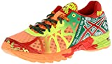 ASICS Women's Gel-Noosa Tri 9 Running Shoe,Bright Orange/Red Pepper/Flash Yellow,6 M US