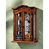 Display Cabinet - Beacon Hill - Wall Mounted Curio Cabinet