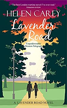 Lavender Road by [Carey, Helen]