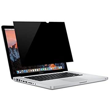 Yoght Protector de Pantalla Premium Privacy, eliminación fácil Anti Spy Glare Filter Film para MacBook Pro 13 Pulgada 2016-2018: A1706 / A1708 / A1989 ...