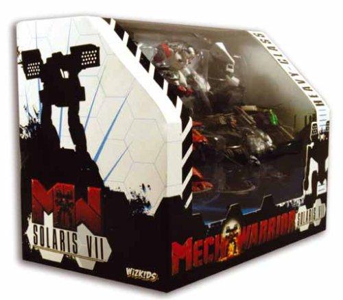 MechWarrior Solaris VII Heavy-Class Action Pack
