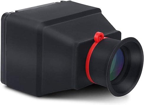 Visor para Vídeo con Pantalla LCD 3.2 Pulgadas 3X Accesorios de ...